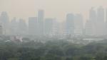 Dronovi i avioni bacaju vodu u Bangkoku da smanje zagadjenje vazduha (VIDEO)