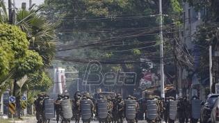 Tri demonstranta u kritičnom stanju u Mjanmaru zbog povreda bojevim mecima (VIDEO)