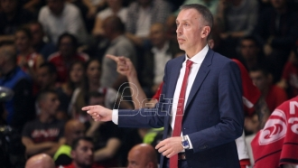 Tomić: Bili smo bolji od Partizana