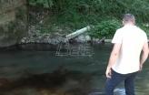 Izlio se mazut u reku Moravicu, vanredna situacija u opštini Ivanjica (VIDEO)