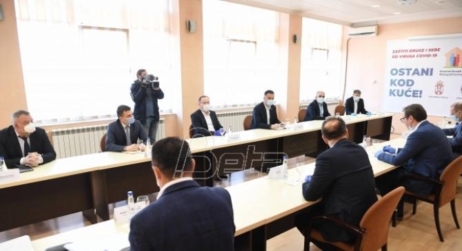 Novi Pazar: Smenjen pomoćnik gradonačelnika koji je kritikovao Vučićevu posetu gradu