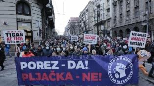 Udruženje frilensera Srbije: Izneli smo argumente Poreskoj upravi zašto rešenja nisu validna