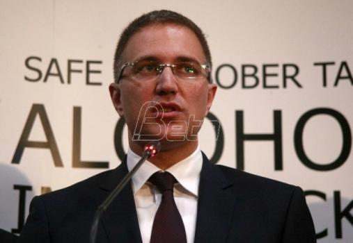 Stefanović: Uhapšeno 360 osoba zbog droge, oružja, iznuda