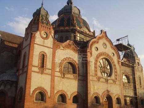 Završetak restauracije unutrašnjosti Sinagoge u Subotici do kraja godine (VIDEO)
