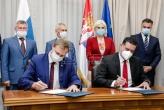 Potpisan ugovor za izradu dokumentacije za modernizaciju pruge Beograd-Bar