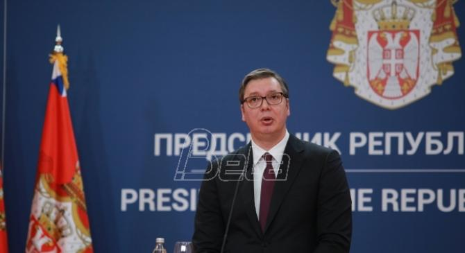 Vučić: Planirana rekonstrukcija više putnih pravaca na širem području Novog Pazara