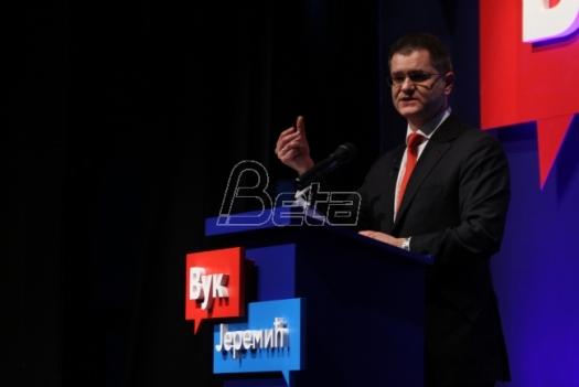 Reagovanje tima Vuka Jeremića na saopštenje SNS-a