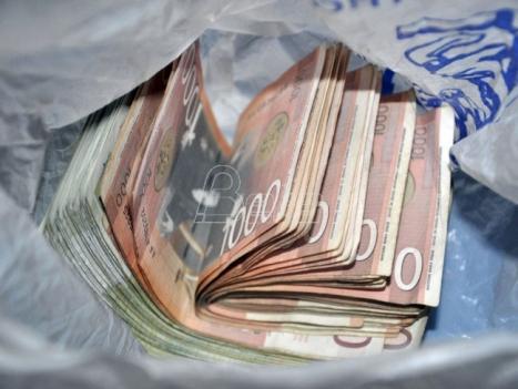 Evro u četvrtak 123,26 dinara
