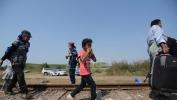 Ministarstvo odbrane Srbije:  Desetak migranata dnevno pokuša da ilegalno predje granicu