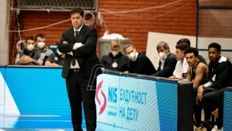 Trener košarkaša Partizana očekuje bolju igru protiv Lokomotive