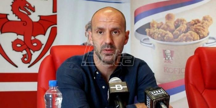 Ilija Stolica: Spremni za Partizan