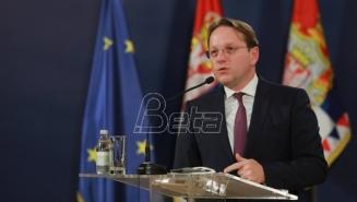 Varheji:  Pozdravljam posvećenost Vlade Srbije ubrzanju reformi