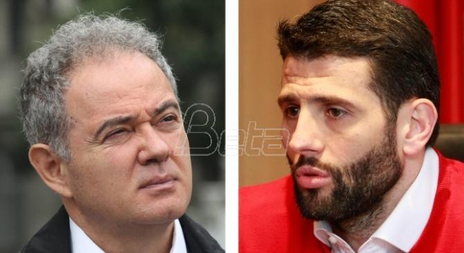 Lutovac (DS): Vučić faktički priznao Kosovo; Šapić (SNS): Ako je priznao, zašto Kurti histeriše