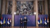 Džaferović:  Zabrinjavajuće blaga Vučićeva reakcija na Dodikove pretnje otcepljenjem RS