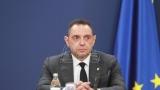 Vulin:  Srpski Hrvati u Srbiji mogu da budu mirni, Milanoviću i Djukanoviću Srbi uvek krivi