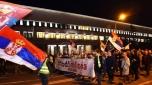 U Novom Sadu na protestu održan prvi Novosadski Dnevnik uživo