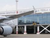 Na beogradskom aerodromu 69,1 odsto manje putnika