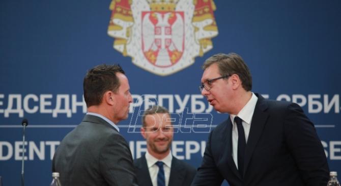 Vučić: Zemlja u koju Amerikanci hoće da investiraju, ima budućnost