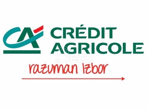 Crédit Agricole Grupa: Neto prihod 1.600 miliona evra u prvom kvartalu 2017. godine