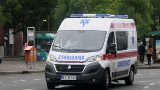 Hitna pomoć:  Noć bez saobraćajnih nesreća u Beogradu