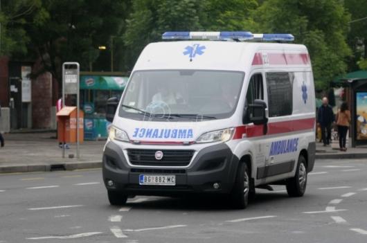 Beograd: Devet osoba povredjeno u šest saobraćajnih nesreća