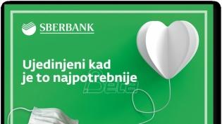 Sberbanka donirala sredstva za borbu protiv korona virusa u Srbiji