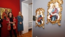 3D izložba ikonostasa Teodora Kračuna u Galeriji Matice srpske (VIDEO)
