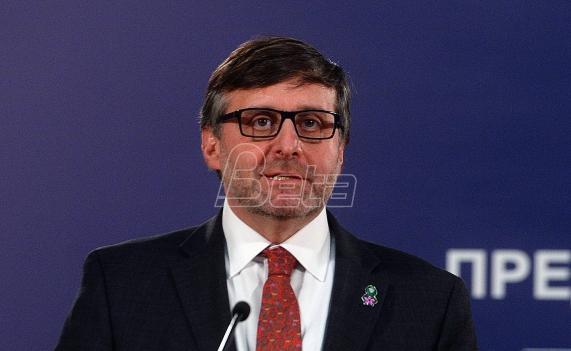 Palmer: Želimo medjusobno priznanje Srbije i Kosova
