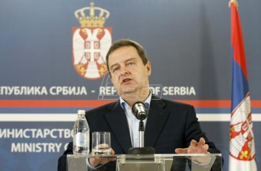 Dačić: Ne mora da bude posete Hrvatskoj ako je cena da ćutimo