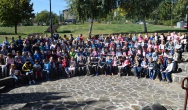Prvaci iz Čajetine dobili poklon od opštine i člansku kartu biblioteke