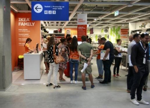 Ikea U Srbiji Počinje Da Radi 10 Avgusta Foto Galerija Video