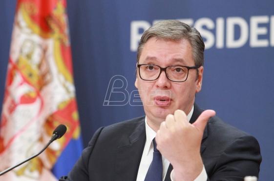 Vučić: Predstojeća poseta Merkel od ogromnog interesa za Srbiju