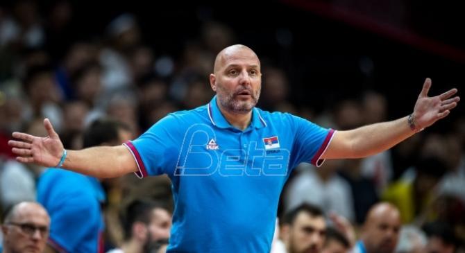 Aleksandar Djordjević: Tačno je, odlazim