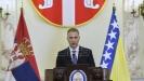 Nebojša Stefanović: 'Moja politička karijera je pre svega vezana za Vučića.'