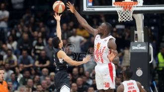 Partizan pobedio Zvezdu u prvom ovosezonskom derbiju