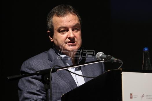 Dačić: Srbija protiv mešanja u unutrašnje stvari suverenih država