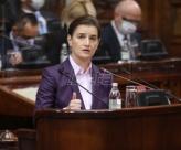Brnabić:  Uvodjenje platnih razreda najozbiljnija reforma koja čeka Srbiju