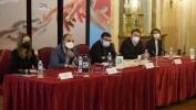 Dobitnici počasne nagrade FEST-a Rade Šerbedžija i Puriša Djordjević