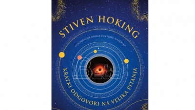 Vulkan:  Kratki odgovori na velika pitanja – Stiven Hoking