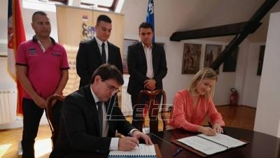 Šabac i EBRD potpisali ugovor o termoizolaciji zgrada