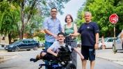 CarGo uručio elektromotorna kolica Radovanu Samardžiću (VIDEO)
