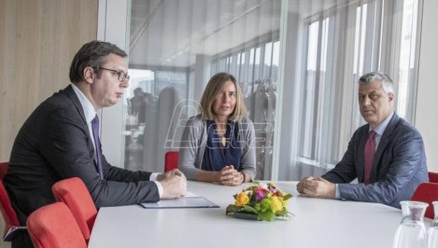 Zemlje Kvinte: Srbija da prekine kampanju protiv priznanja, Kosovo da ukine takse, obnoviti dijalog