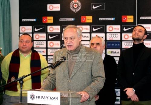 Partizan: Igraćemo Evropu