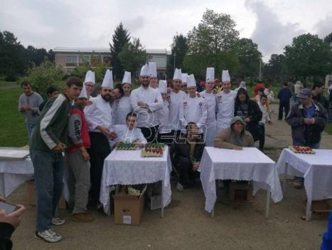 Humanitarna uskršnja akcija za štićenike Doma za decu i omladinu Sremčica
