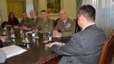 Dačić razgovarao s načelnikom štaba NATO Komande združenih snaga u Napulju
