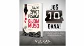 Roman 'Tajni život pisaca' Gijoma Musoa uskoro u Vulkanu