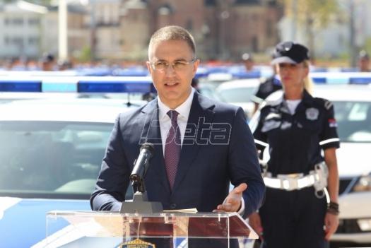 Stefanović: Na protestu nisu izneti zahtevi ni predlozi, samo političke floskule