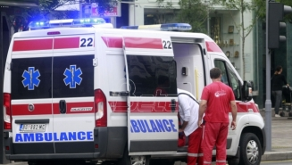 Jedan povredjen u saobraćajnom udesu u Beogradu