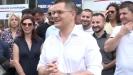 Jeremić: Srbima na Kosovu i Metohiji život postao nepodnošljiv