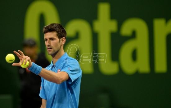 Djoković u finalu turnira u Dohi